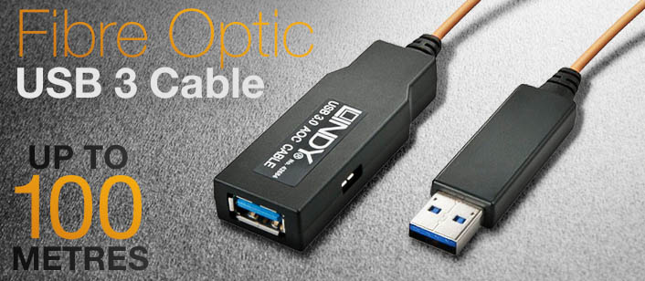 Fibre Optic USB
