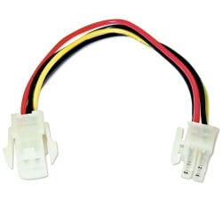 0.3m ATX P4 Motherboard Power Extension Cable