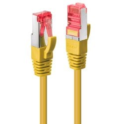 0.3m Cat.6 S/FTP Network Cable, Yellow