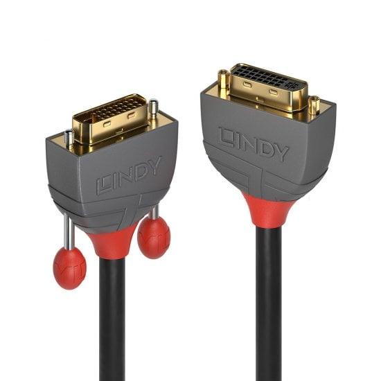 0.5m DVI-D Dual Link Extension Cable, Anthra Line