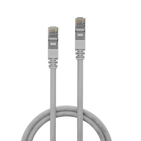 1.5m CAT6 U/UTP Network Cable, Grey
