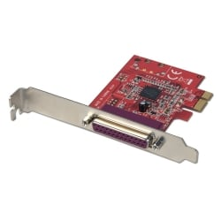 1 Port Parallel Card, PCIe