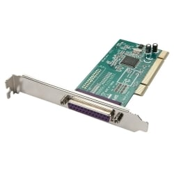 1 Port Parallel, PCI Card