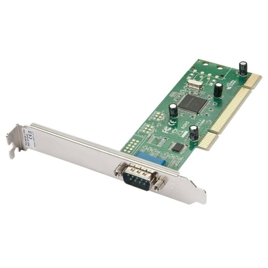 1 Port Serial RS-232, PCI Card