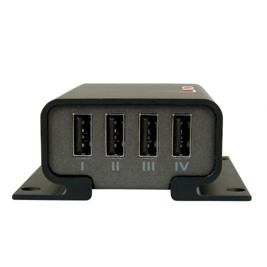100m 4 Port USB 2.0 Cat.5 Extender