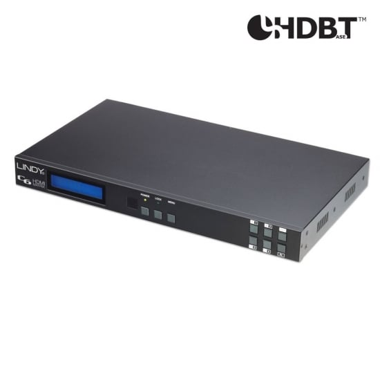 100m C6 HDMI 4x4 Matrix Extender Premium with HDBaseT™