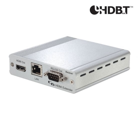 100m C6 HDMI Receiver Premium with HDBaseT™