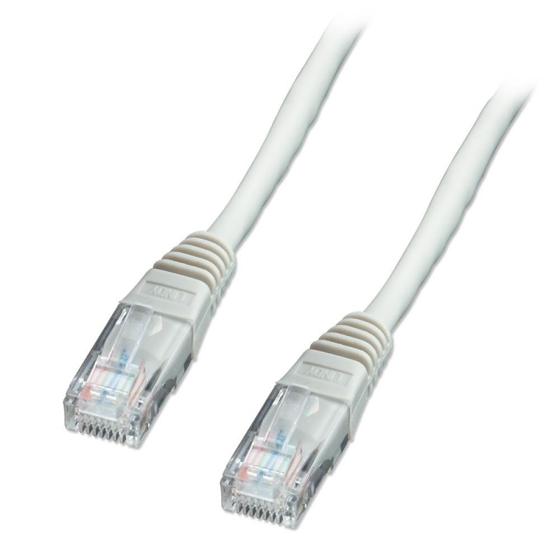 100m cat5e u utp solid core network cable grey. Black Bedroom Furniture Sets. Home Design Ideas