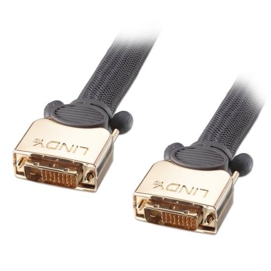 10m Gold DVI-D Dual Link Super Long Distance Cable