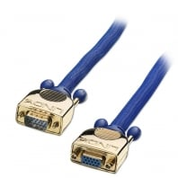 10m Gold VGA Extension Cable