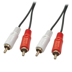 10m Premium Phono To Phono Cable