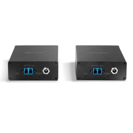 1200m Fibre Optic DisplayPort 1.2 Extender
