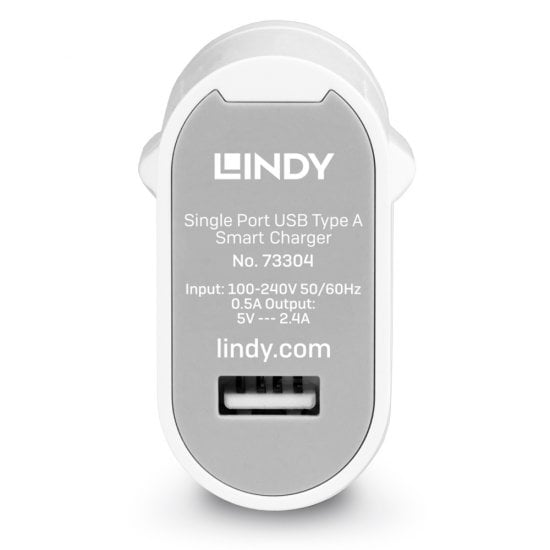 12W USB Type A Charger, Multi Country