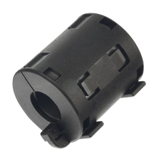13mm Ferrite Core, Black