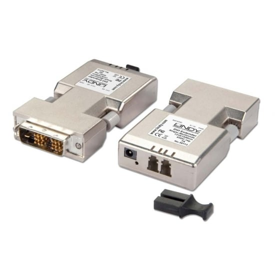1500m Fibre Optic DVI-D Single Link Extender