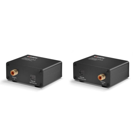 150m Cat.6 TosLink (Optical) & Coaxial Digital Audio Extender