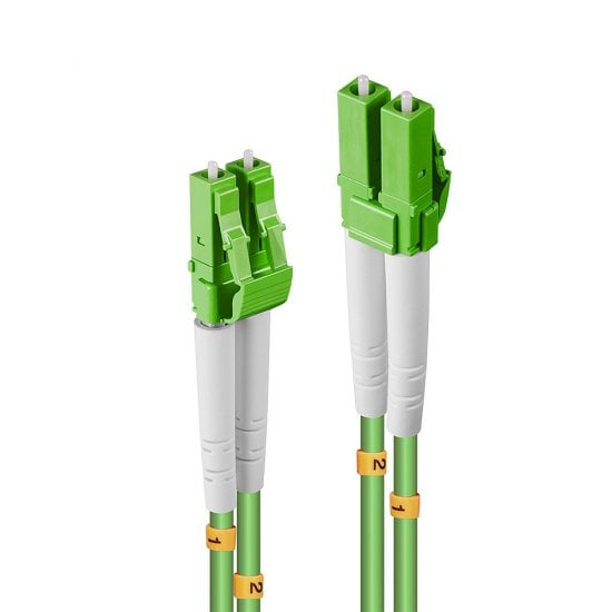 15m Fibre Optic Cable LC/LC, 50/125µm, OM5