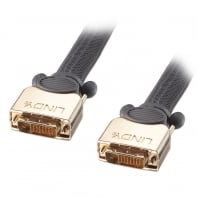15m Gold DVI-D Dual Link Super Long Distance Cable