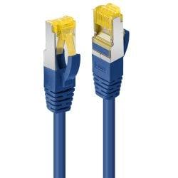 15m RJ45 S/FTP LSZH Network Cable, Blue