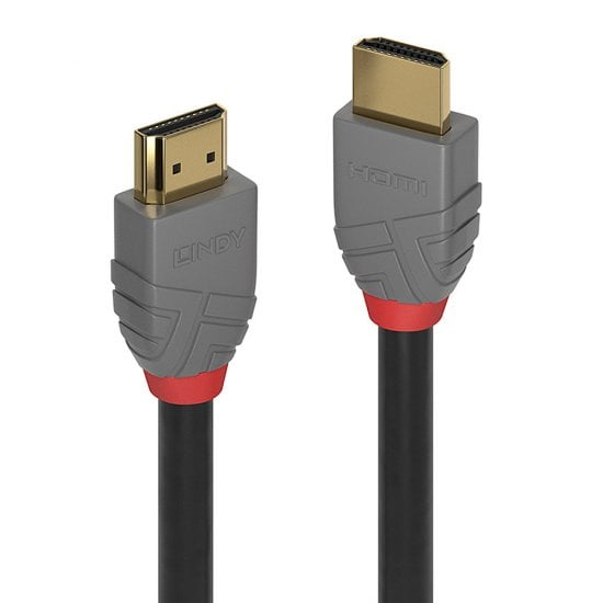 15m Standard HDMI Cable, Anthra Line