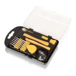 17 Piece Smartphone Repair Screwdriver Set