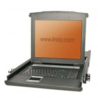 "19"" KVM Console Basic with 17"" LCD"