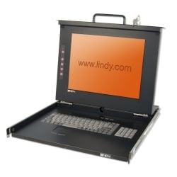 """19"""" Modular KVM Terminal with 15"""" LCD"""