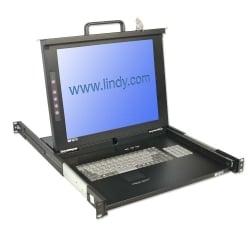 """19"""" Modular KVM Terminal with 17"""" LCD"""