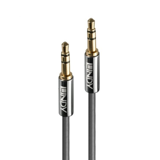 1m 3.5mm Audio Cable, Cromo Line