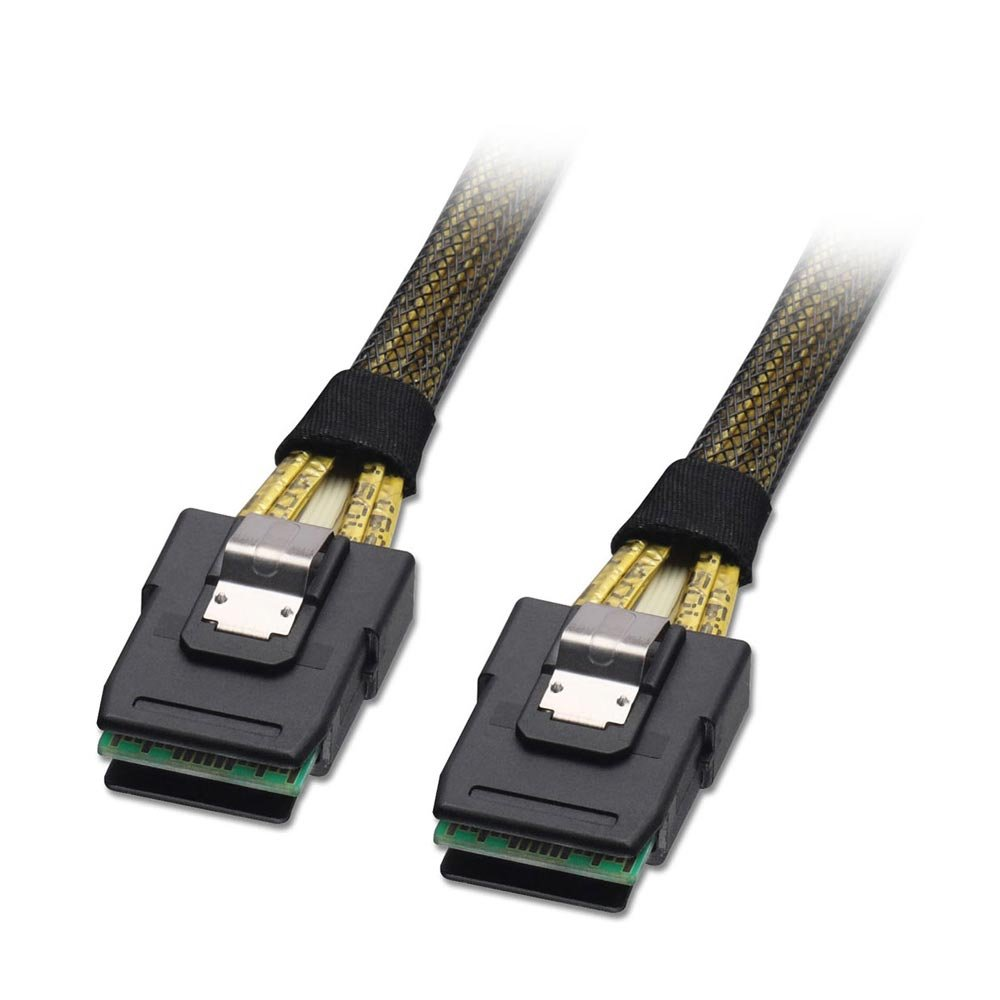 1m Internal Mini Sas To Mini Sas Cable From Lindy Uk