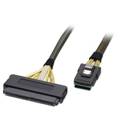 1m Internal SAS/SATA Multilane Cable