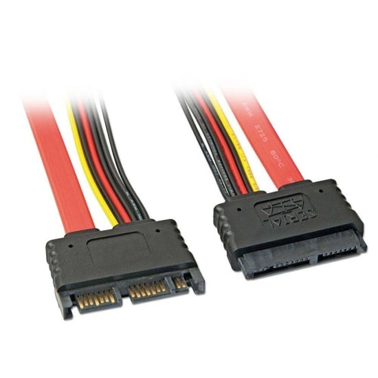 1m Micro SATA Extension Cable (Combined Data & Power)