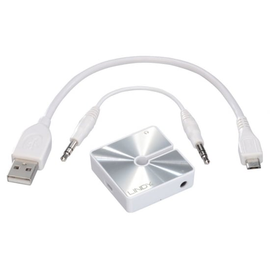 2 Port 3.5mm Audio Splitter and Amplifier