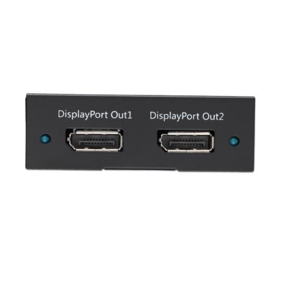 2 Port DisplayPort MST Hub