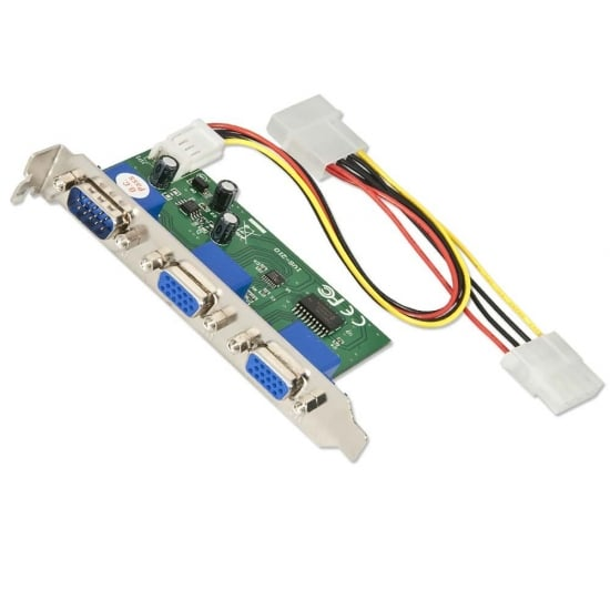 2 Port Internal Video Splitter