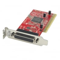 2 Port Serial & 1 Port Parallel Low Profile Card, PCI
