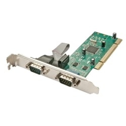 2 Port Serial RS-232, PCI Card