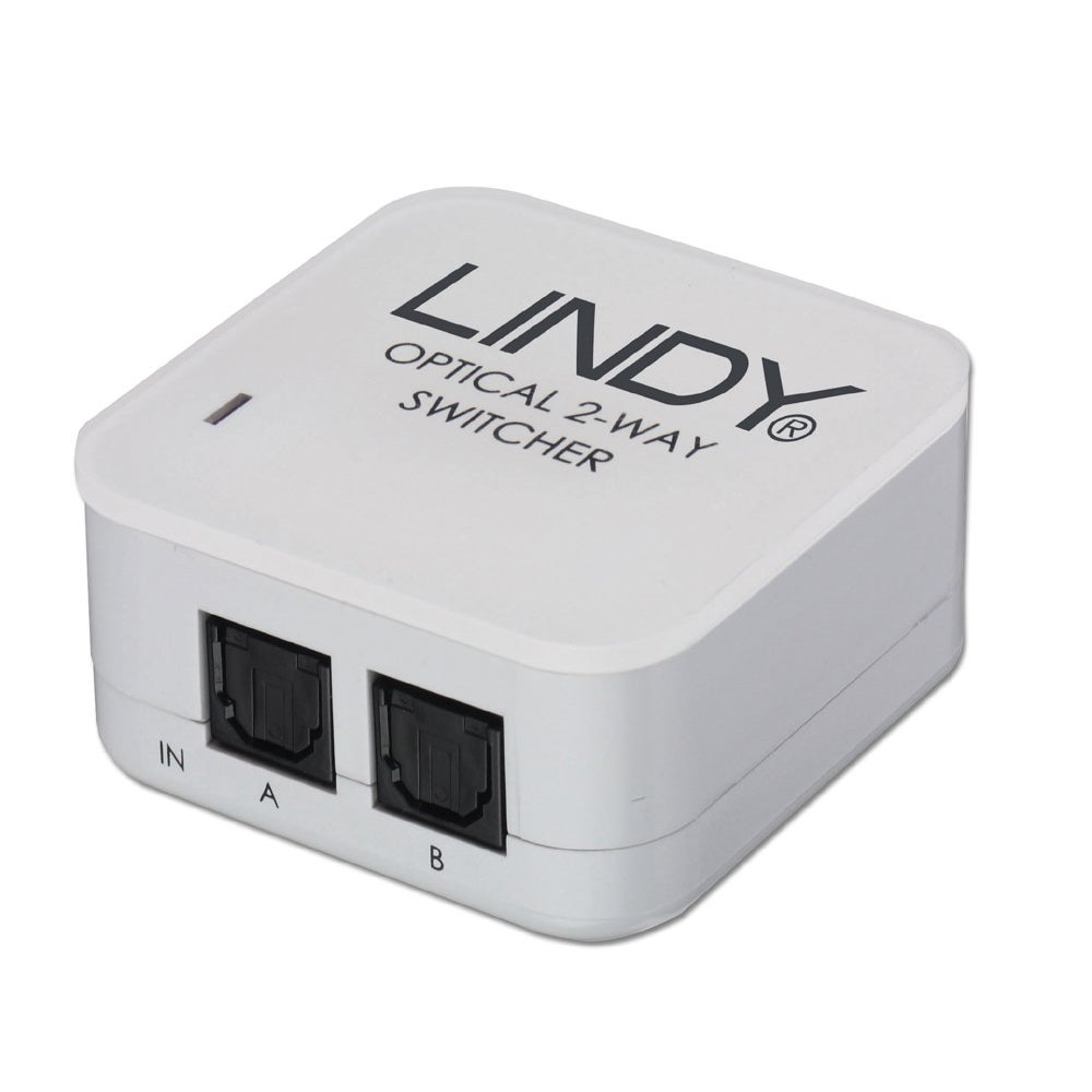 Way TosLink Digital Optical Audio Switch Up To KHz From - 4 way toslink switch box