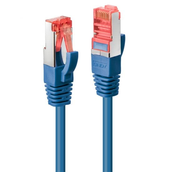 20m Cat.6 S/FTP Network Cable, Blue