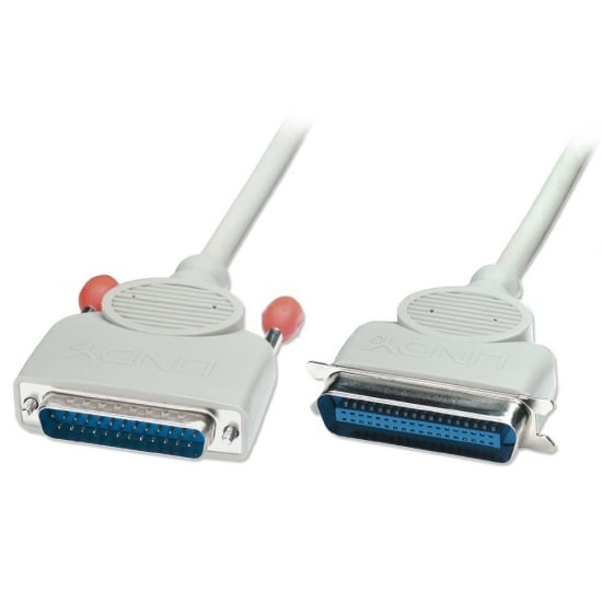 2m Bi-Directional PC Parallel Printer Cable (25DM/36CM)