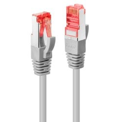2m Cat.6 S/FTP Network Cable, Grey