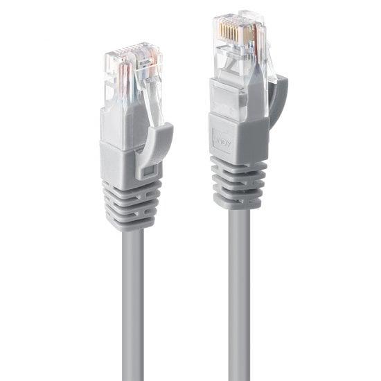 2m Cat.6 U/UTP Network Cable, Grey
