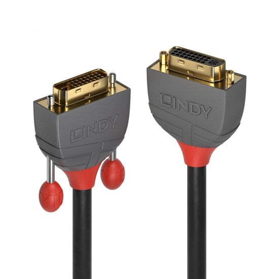 2m DVI-D Dual Link Extension Cable, Anthra Line