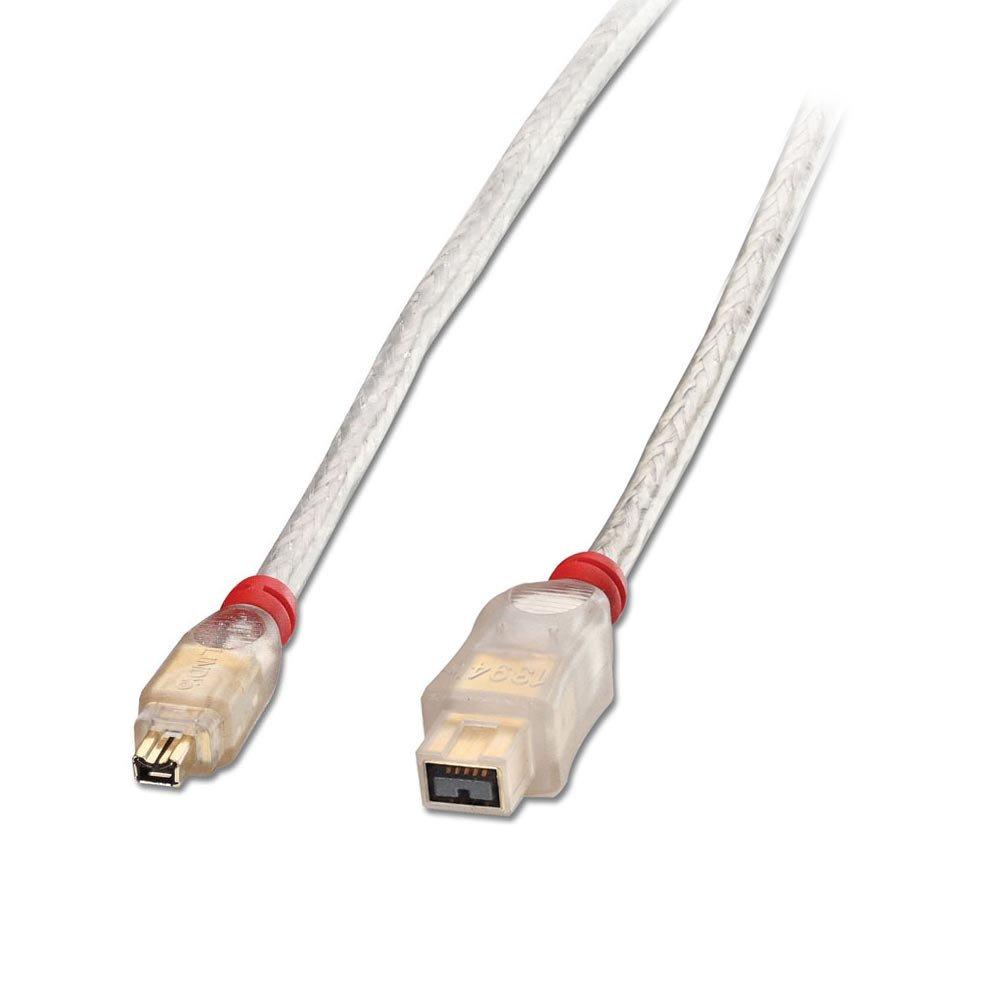 2m Premium FireWire 800 Cable - 4 Pin Male to 9 Pin Bilingual Male ...