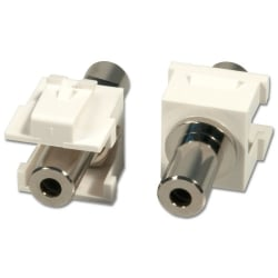 3.5mm Stereo Keystone, Pack of 2