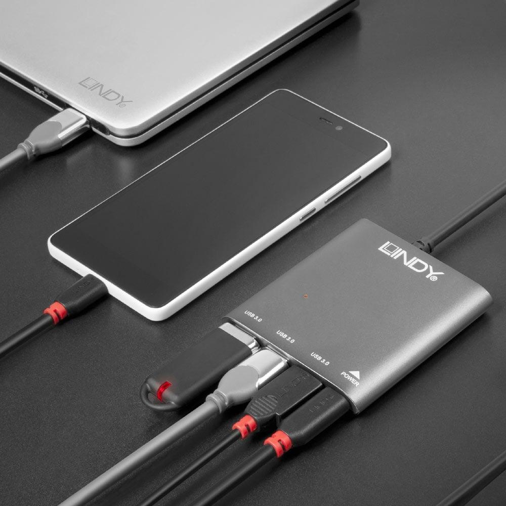3 Port USB 3.1 Hub