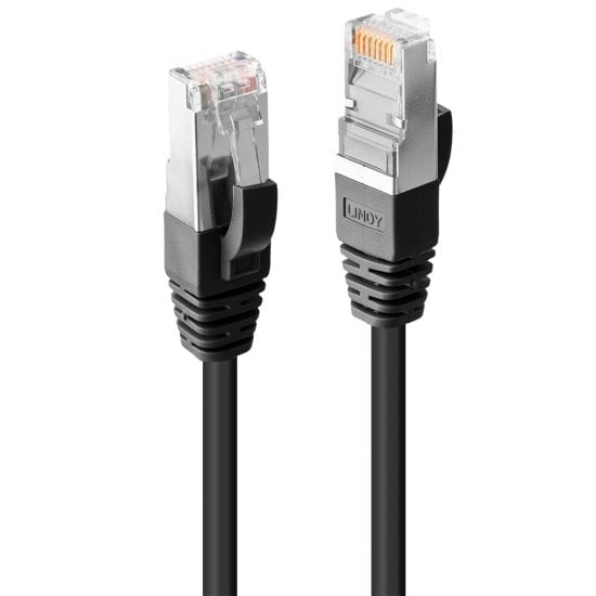 30m CROMO Cat.6 S/FTP Network Cable, Grey