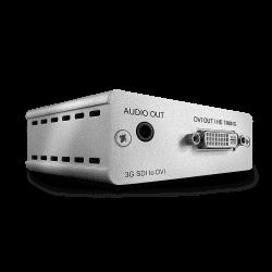 3G SDI to DVI-D Converter/Extender