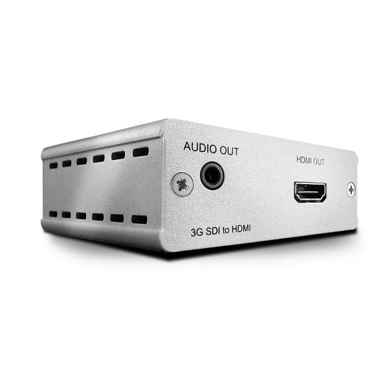 3G SDI to HDMI Converter/Extender