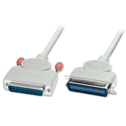 3m Bi-Directional PC Parallel Printer Cable (25DM/36CM)